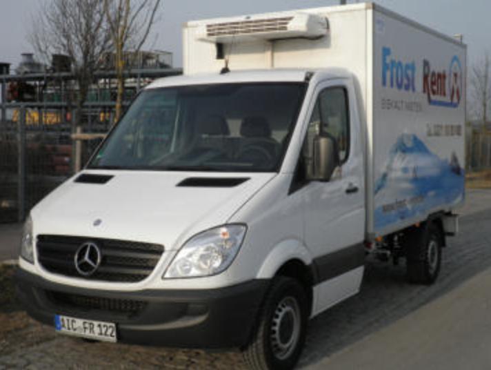 Frost Rent - Fahrzeug
